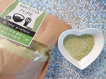 ピュアパートナー 抹茶ピュアを使ったbubuさんのクチコミ画像2