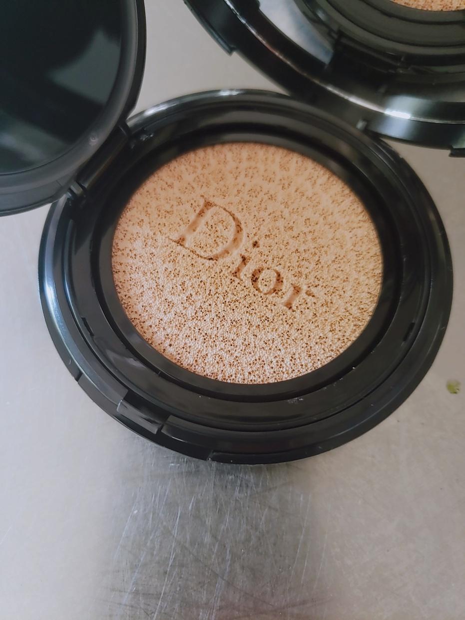 Dior(ディオール) スキン フォーエバー クッションを使ったyamazoeさんのクチコミ画像