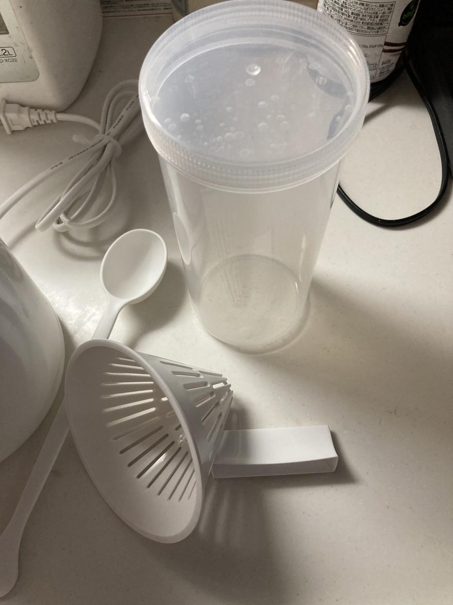 IRIS OHYAMA(アイリスオーヤマ)ヨーグルトメーカー プレミアム IYM-012を使ったえーまんさんのクチコミ画像2