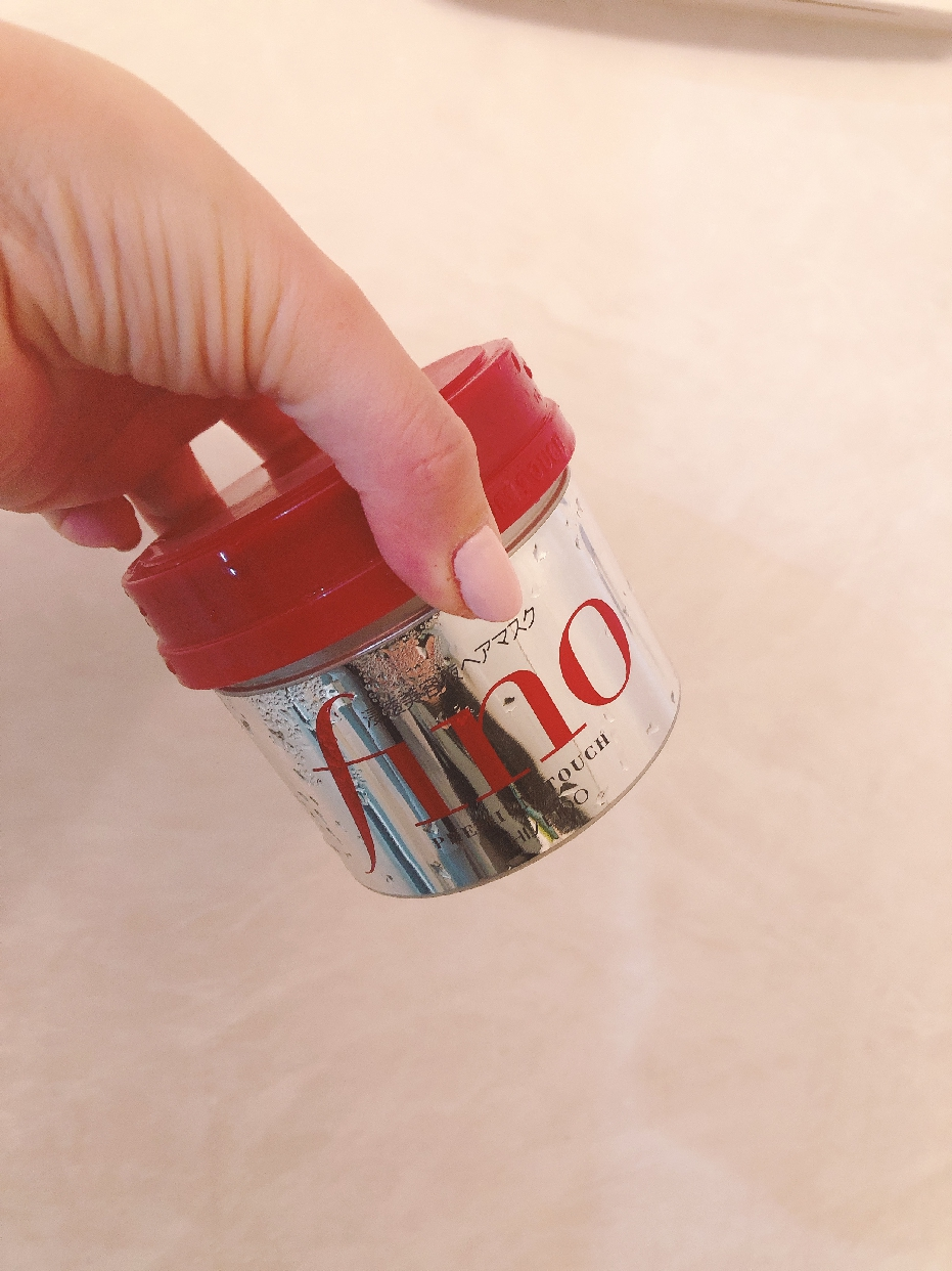 fino(フィーノ)プレミアムタッチ 浸透美容液ヘアマスクを使った ハナさんのクチコミ画像