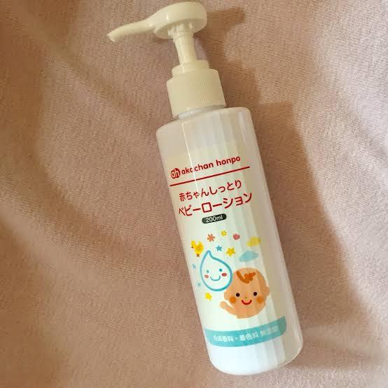 赤ちゃん本舗(アカチャンホンポ) 赤ちゃんしっとり ベビーオイルを使った伊藤 景子さんのクチコミ画像1