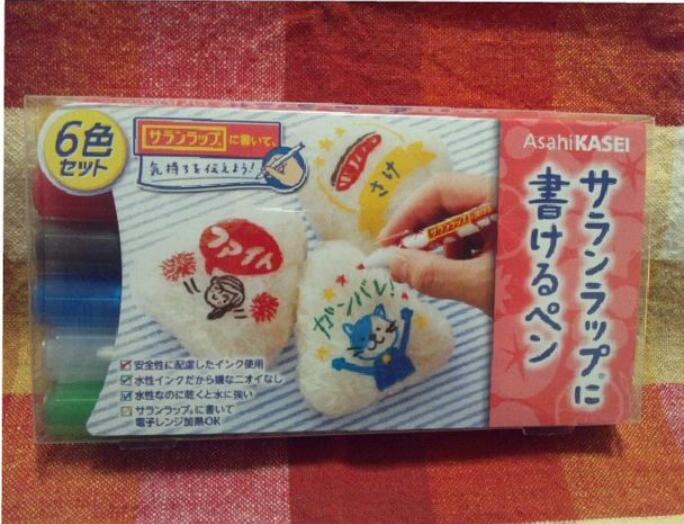 旭化成(Asahi KASEI) サランラップに書けるペンの良い点・メリットに関するバドママ*さんの口コミ画像1