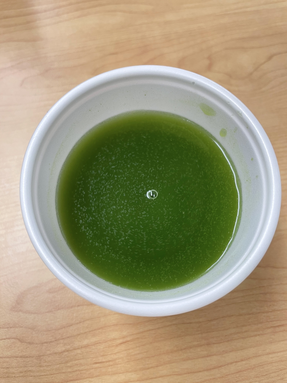 日本薬健金の青汁 25種の純国産野菜 乳酸菌×酵素を使ったかわいげんきさんのクチコミ画像5