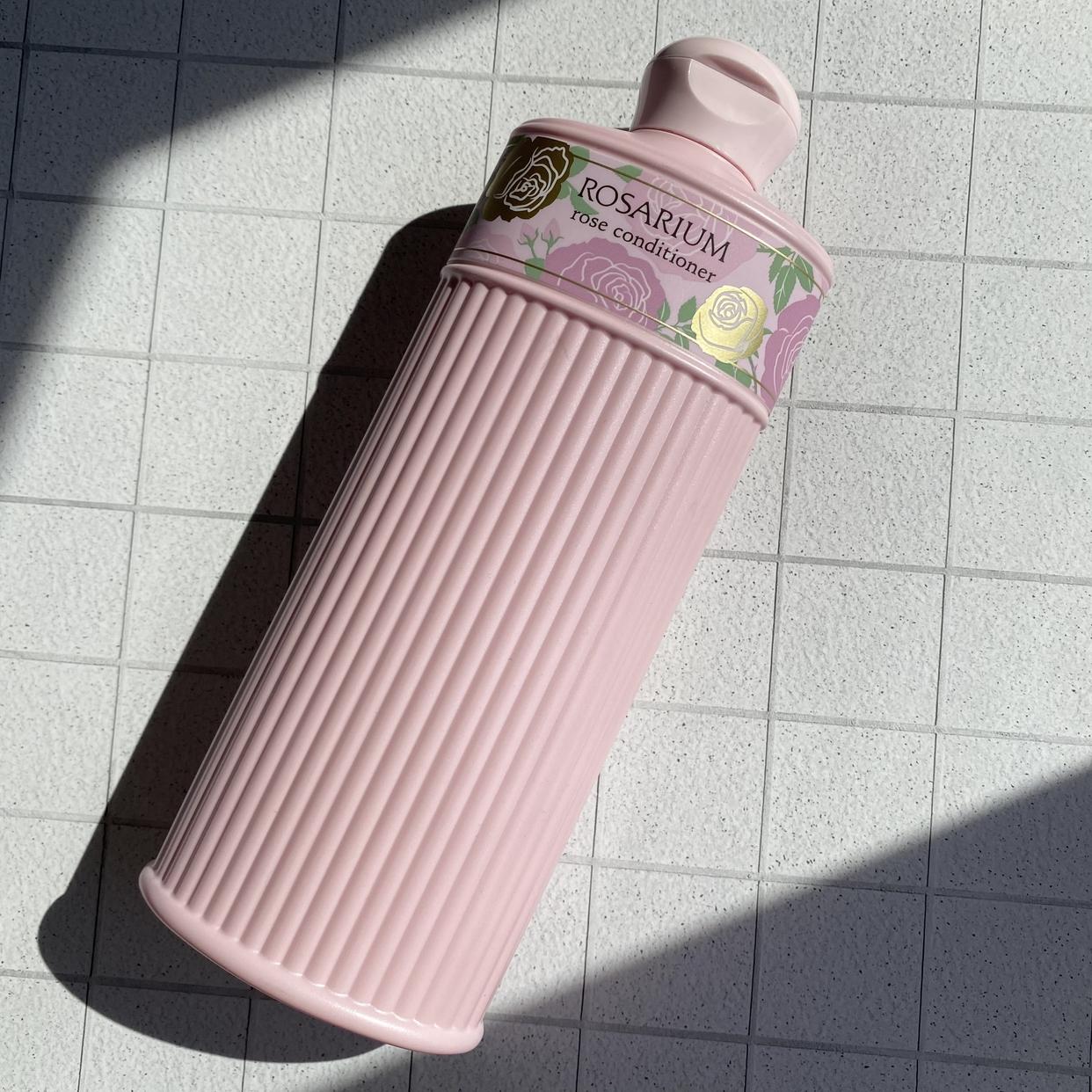 ばら園ローズコンディショナーRXを使ったimacosさんのクチコミ画像