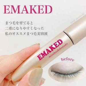 水橋保寿堂製薬(みずはしほじゅどうせいやく)EMAKED(エマーキット)を使った             fujiさんのクチコミ画像