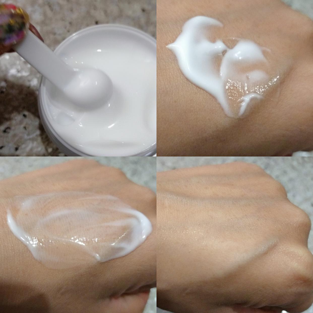 太陽のアロエ社(タイヨウノアロエシャ) ヒアロ ビューティー モイスト リペア クリームを使ったみこさんのクチコミ画像3