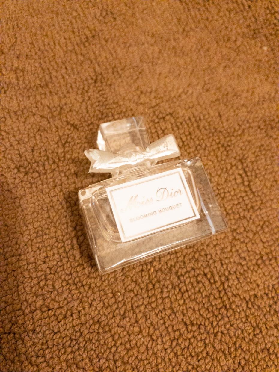 Dior(ディオール) ミス ディオール ブルーミング ブーケ オードゥトワレを使ったasahiさんのクチコミ画像1