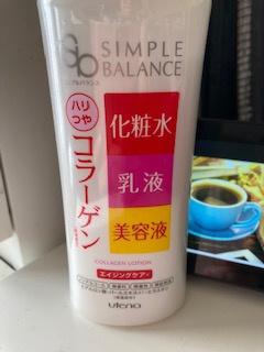 SIMPLE BALANCE(シンプルバランス)ハリつやローションを使ったminiminimikkiさんのクチコミ画像