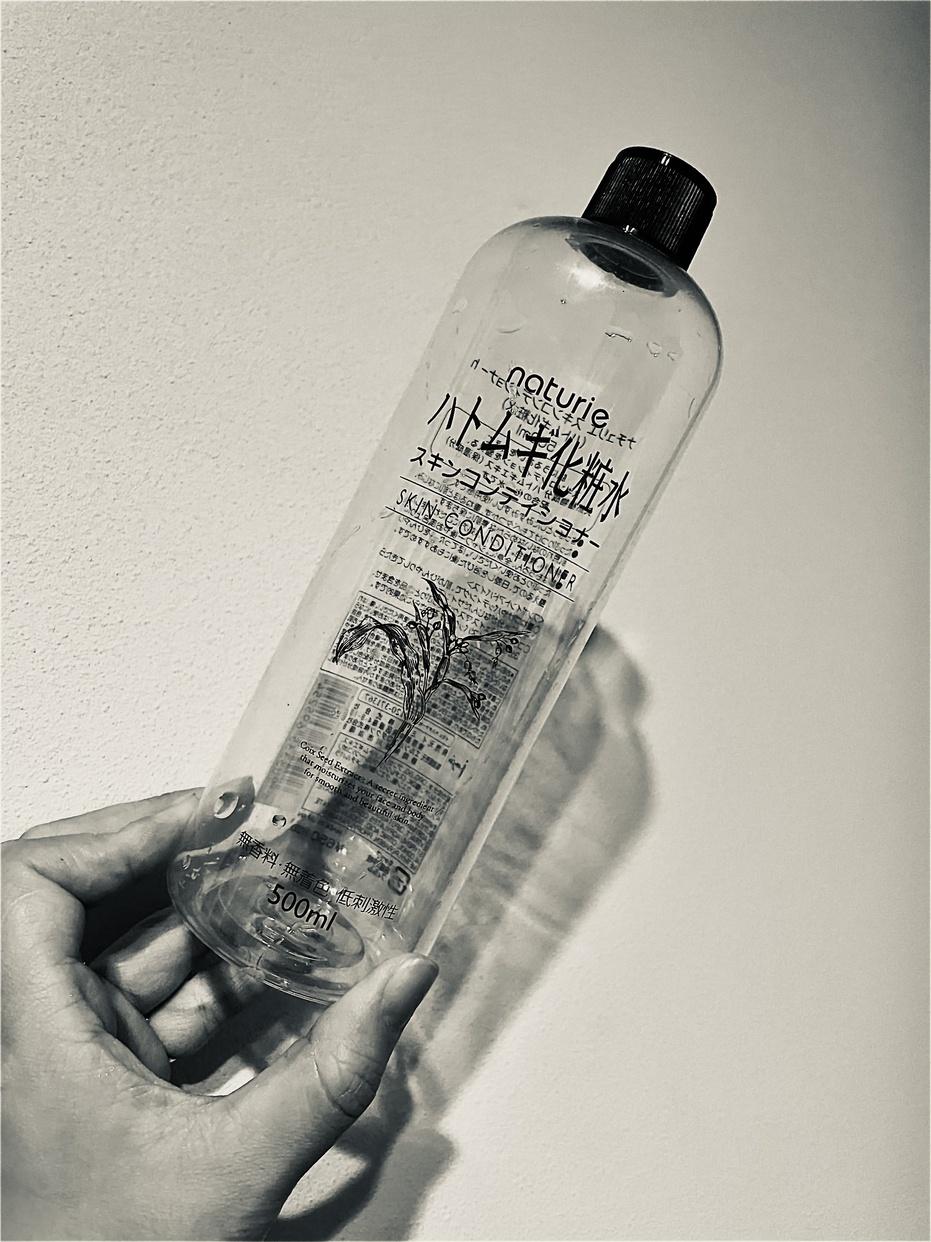naturie(ナチュリエ) ハトムギ化粧水 スキンコンディショナーに関するmayumiさんの口コミ画像1