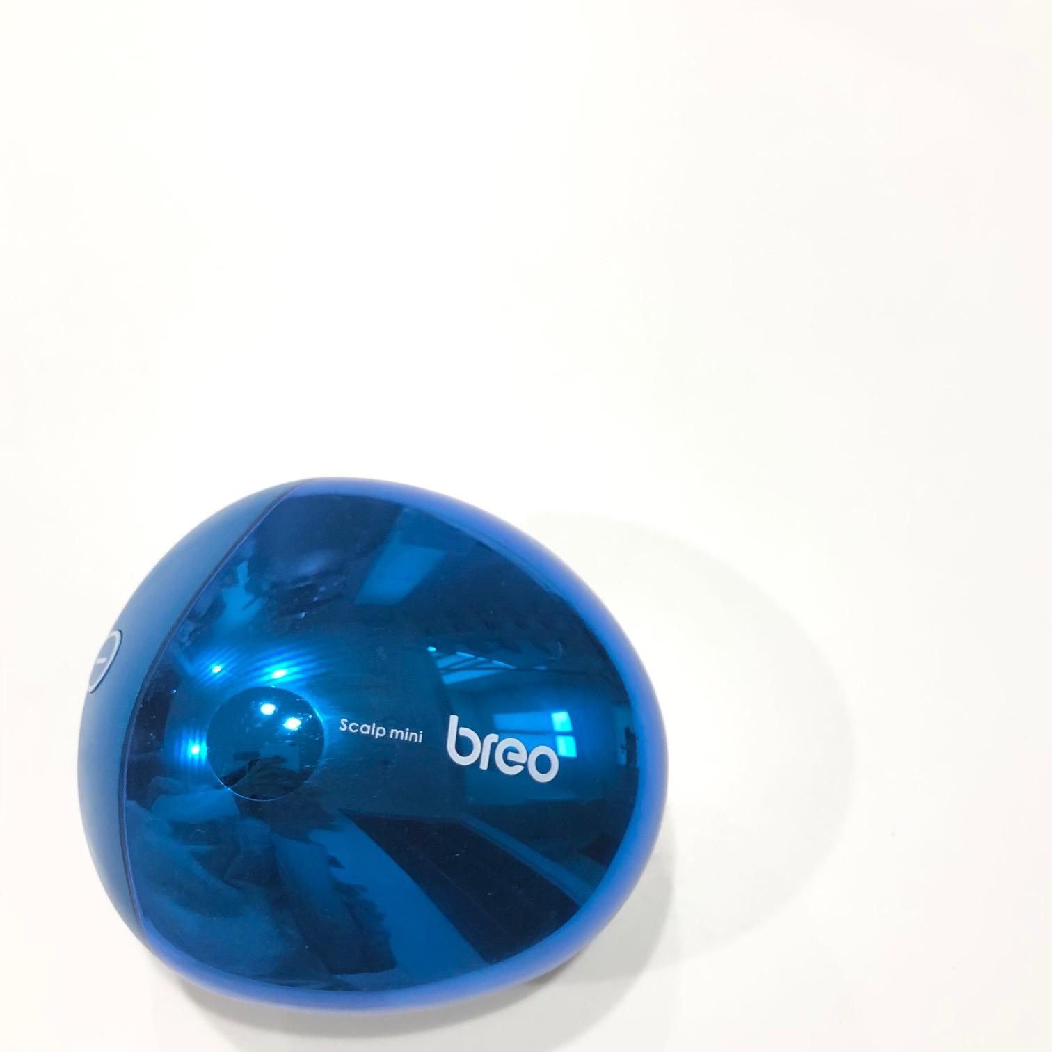 breo(ブレオ)スカルプ ミニを使ったindexさんのクチコミ画像2