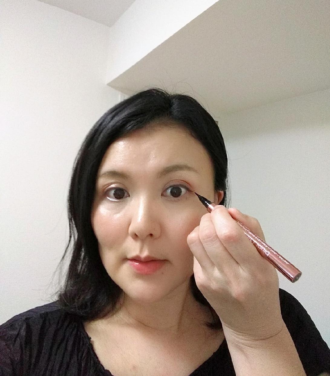 Love Liner(ラブ・ライナー)リキッドを使った 佐藤 暁子さんのクチコミ画像