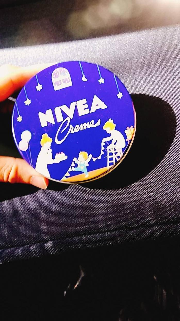 NIVEA(ニベア) クリーム(大缶)の良い点・メリットに関する美肌男子系になりたい雄風斗さんの口コミ画像1