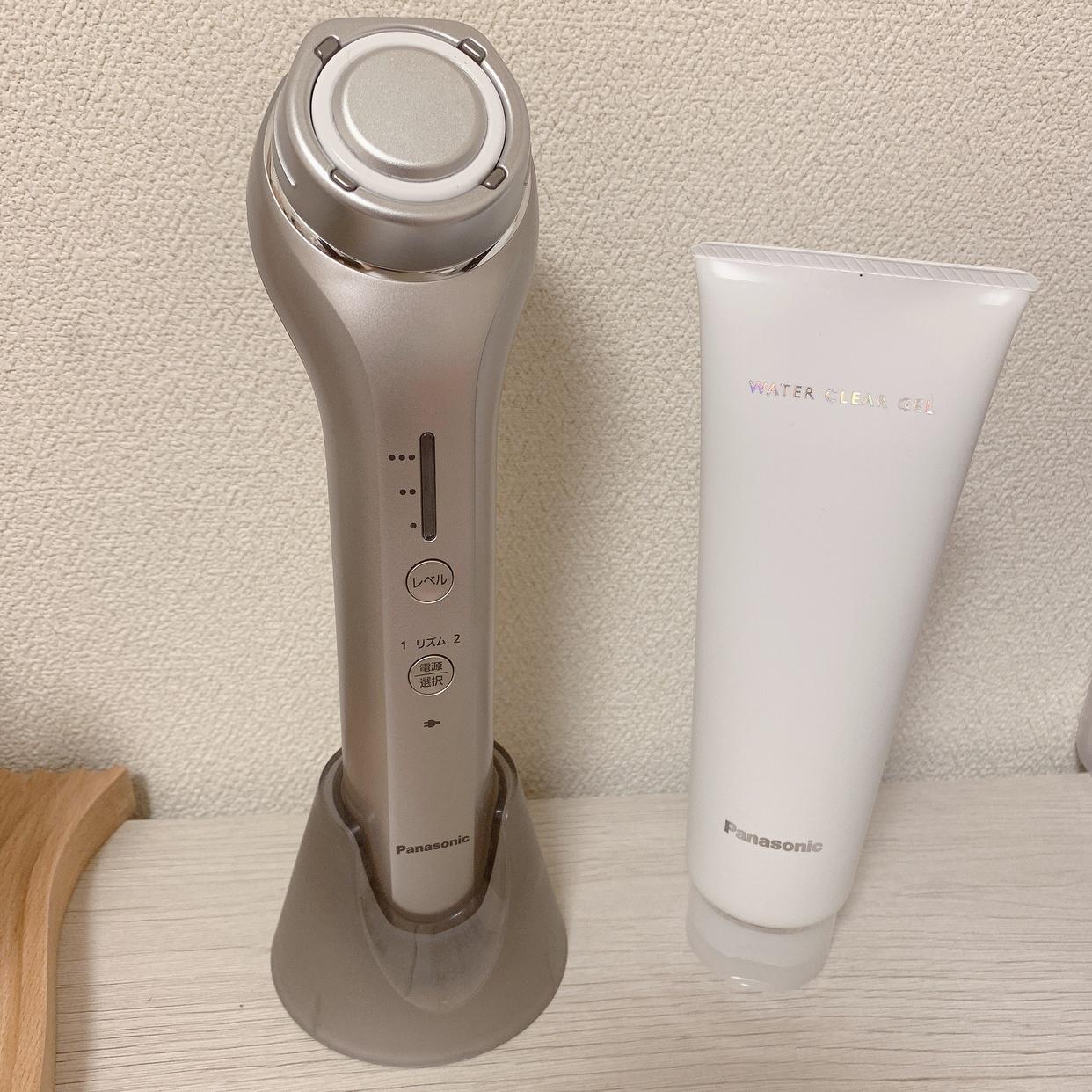 Panasonic(パナソニック)RF美顔器 EH-SR72を使った⸝⸝⸝⸝ 𝑒𝑘𝑎さんのクチコミ画像2