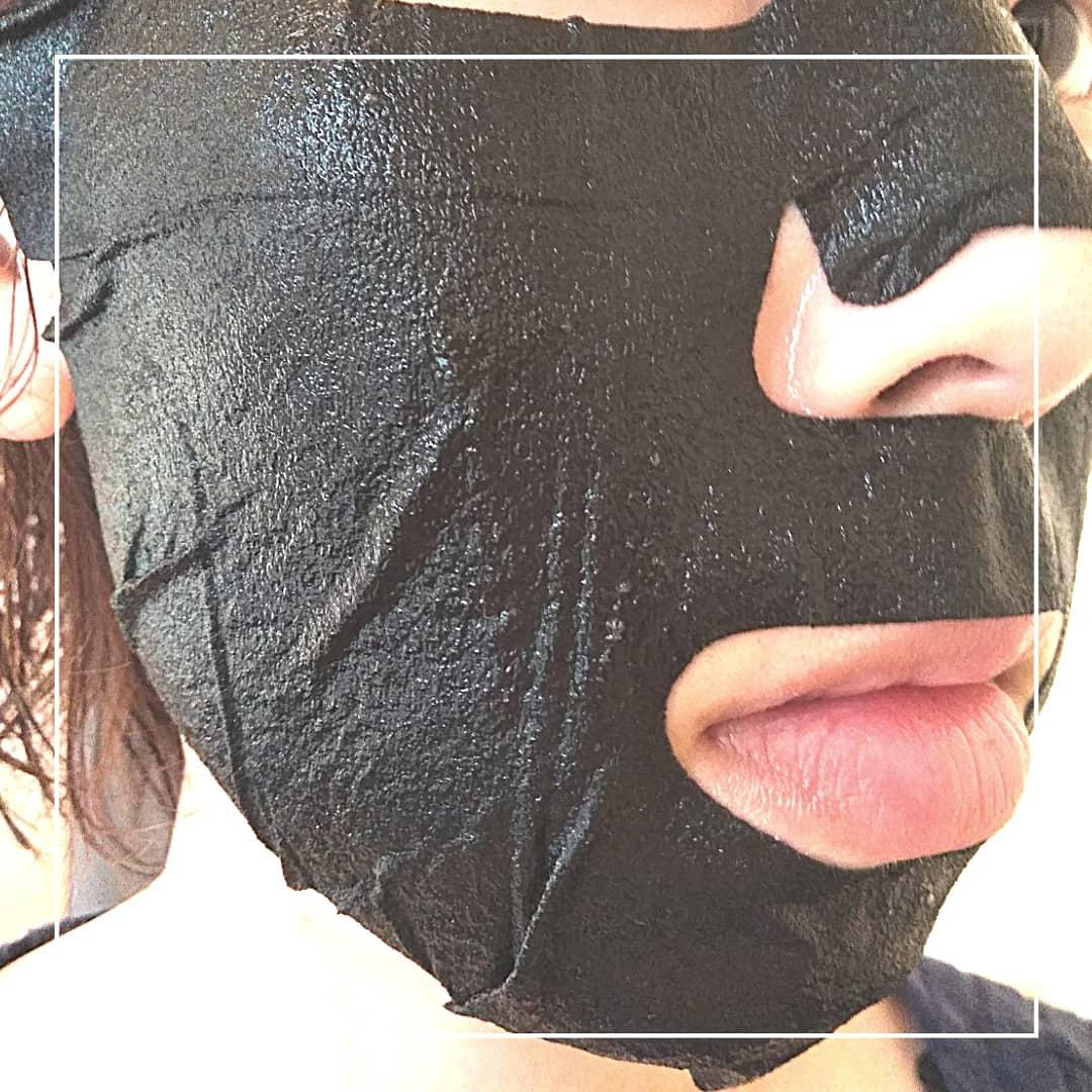 Miclan(ミクラーン) ハニー ブラックライス モイスチャライジングマスクに関するmana.mana.78さんの口コミ画像2
