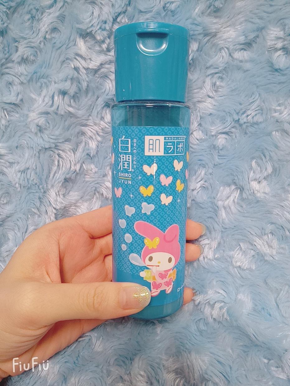 肌ラボ(HADALABO) 白潤 薬用美白化粧水の良い点・メリットに関するKEIKOさんの口コミ画像1