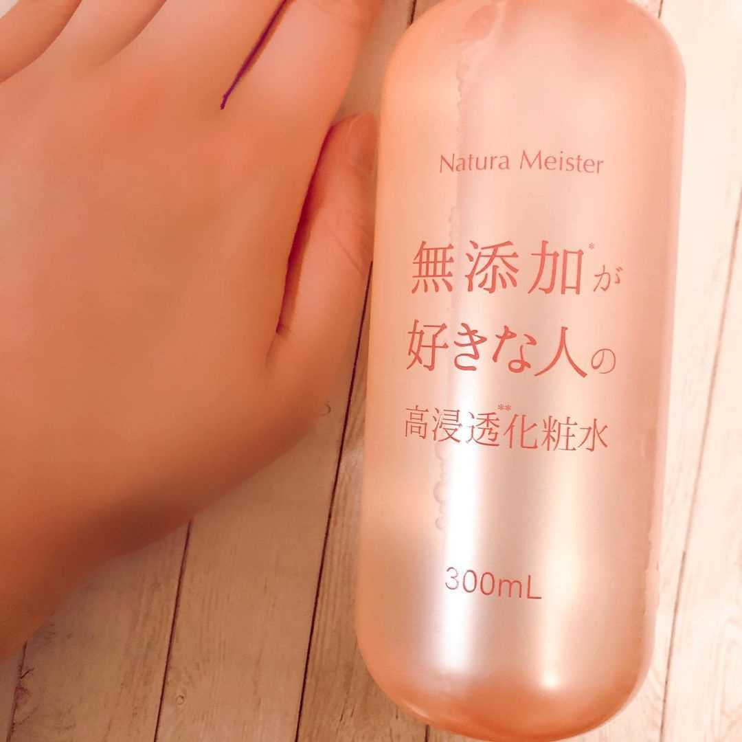 Natura Meister(ナチュラマイスター) 高浸透化粧水を使った桃りんさんのクチコミ画像1