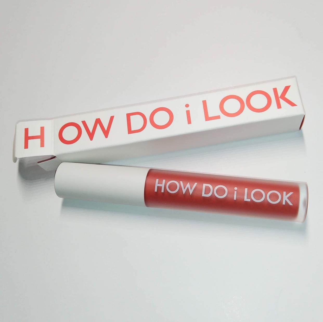 HOW DO i LOOK(ハウドゥアイルック) エマルジョンリップティントを使ったむぅさんのクチコミ画像