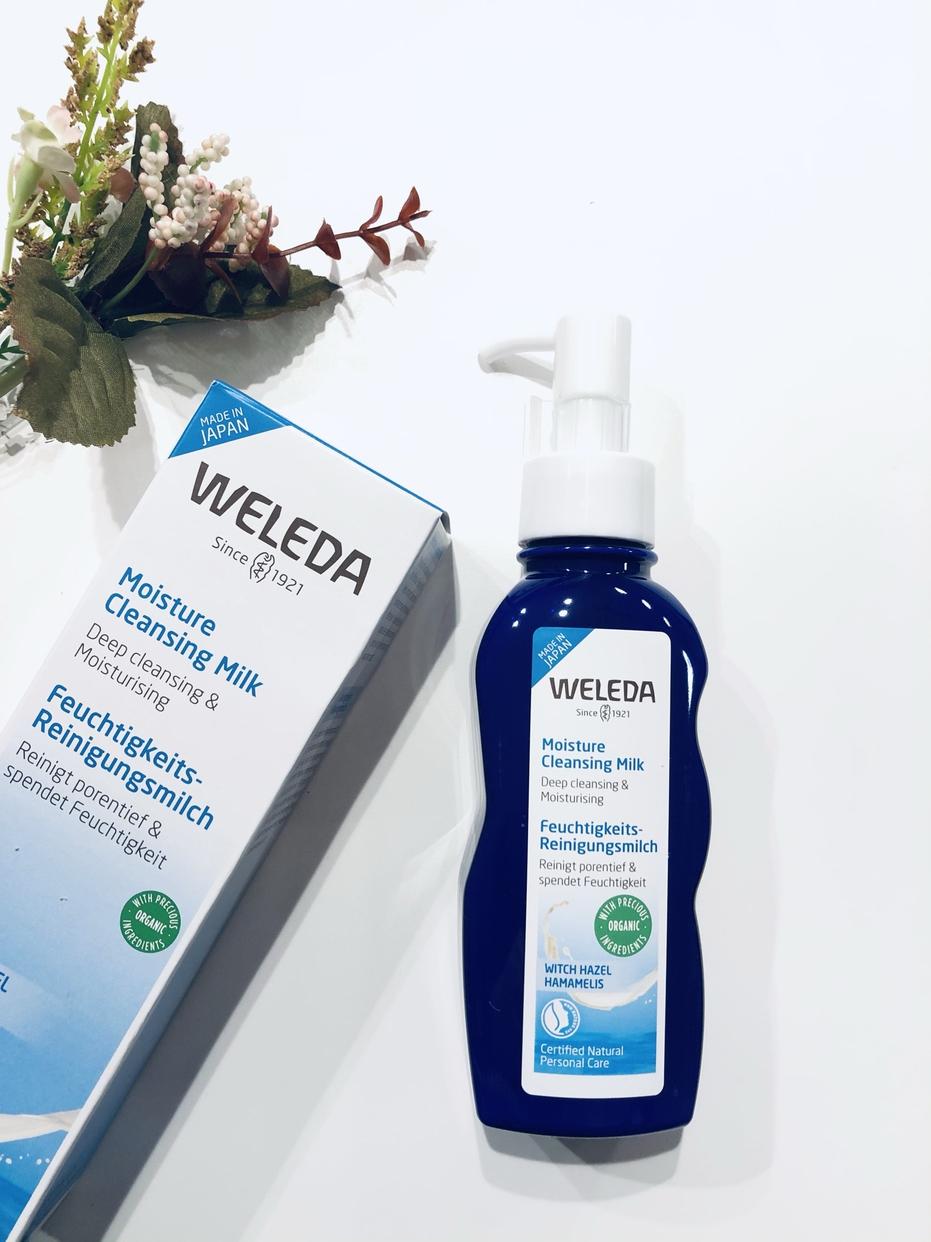 WELEDA(ヴェレダ) モイスチャー クレンジングミルクの良い点・メリットに関するみまさんの口コミ画像3