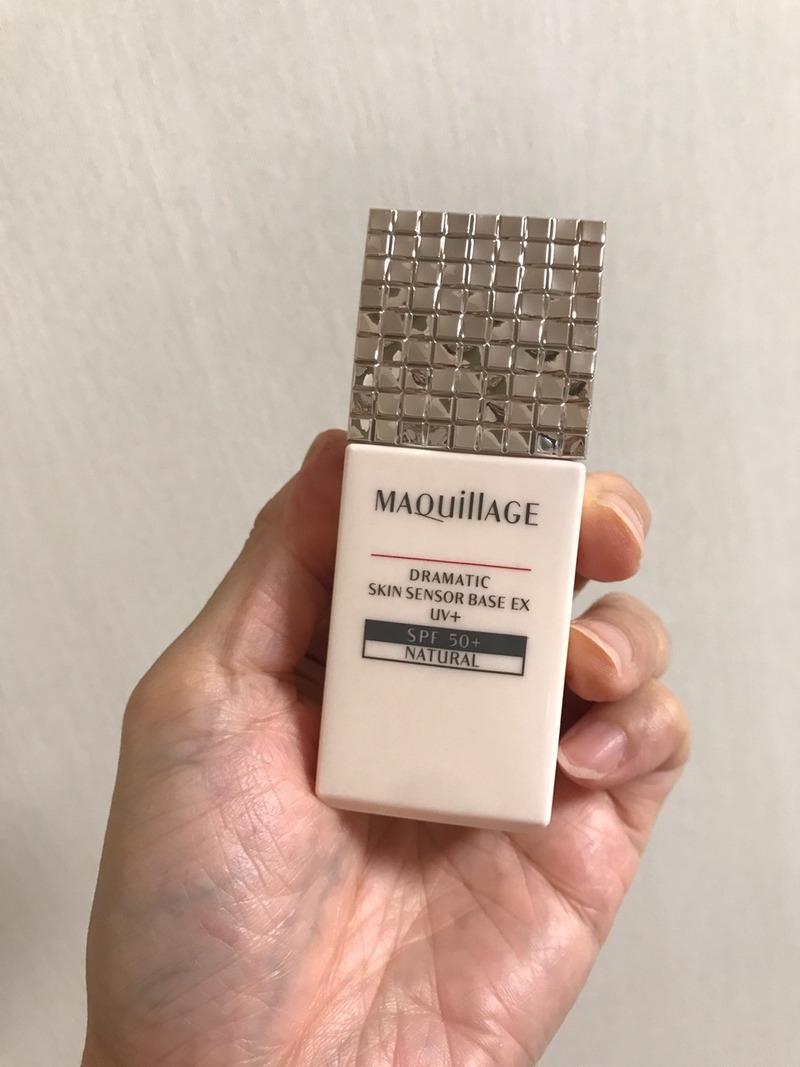 MAQUillAGE(マキアージュ) ドラマティックスキンセンサーベース EX UV+の良い点・メリットに関するkirakiranorikoさんの口コミ画像1