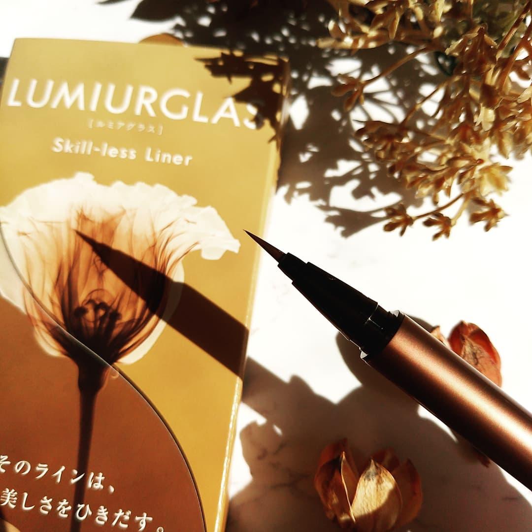 LUMIURGLAS(ルミアグラス) スキルレスライナーを使ったまるもふさんのクチコミ画像3