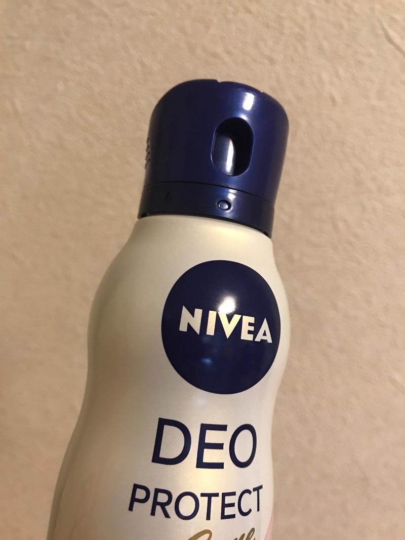 NIVEA(ニベア) デオプロテクト&ケア スプレーを使ったkirakiranorikoさんのクチコミ画像3