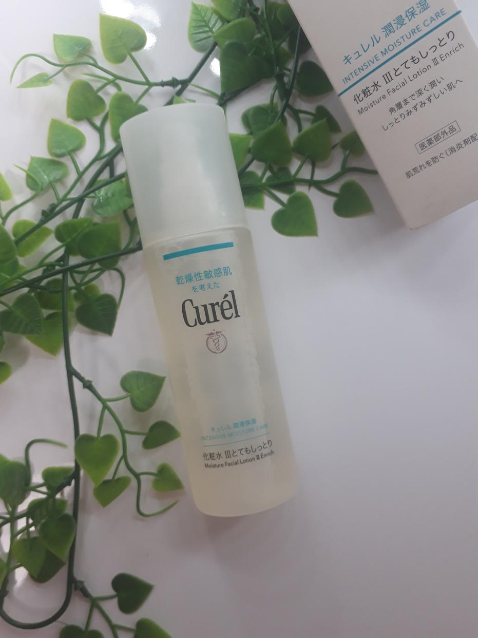 Curél(キュレル) 潤浸保湿 化粧水 III とてもしっとりを使ったNorikoさんのクチコミ画像1