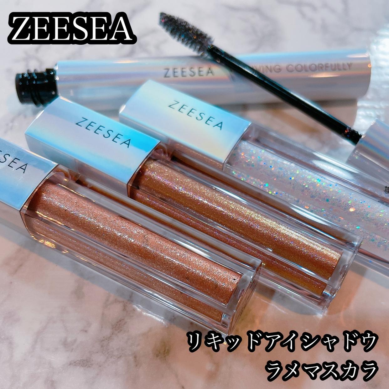 ZEESEA(ズーシー) ダイヤモンドシリーズ カラーマスカラの良い点・メリットに関するchamaru222さんの口コミ画像1
