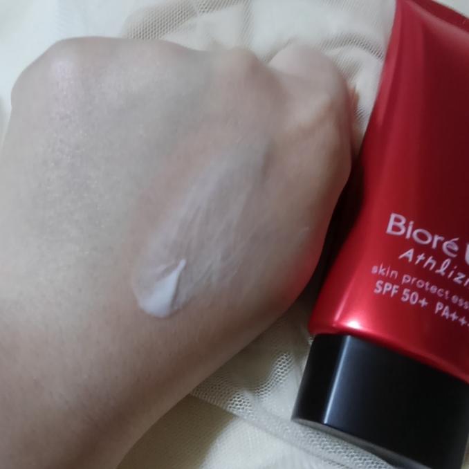 Bioré(ビオレ) UV アスリズム スキンプロテクトエッセンスの良い点・メリットに関するバドママ*さんの口コミ画像3