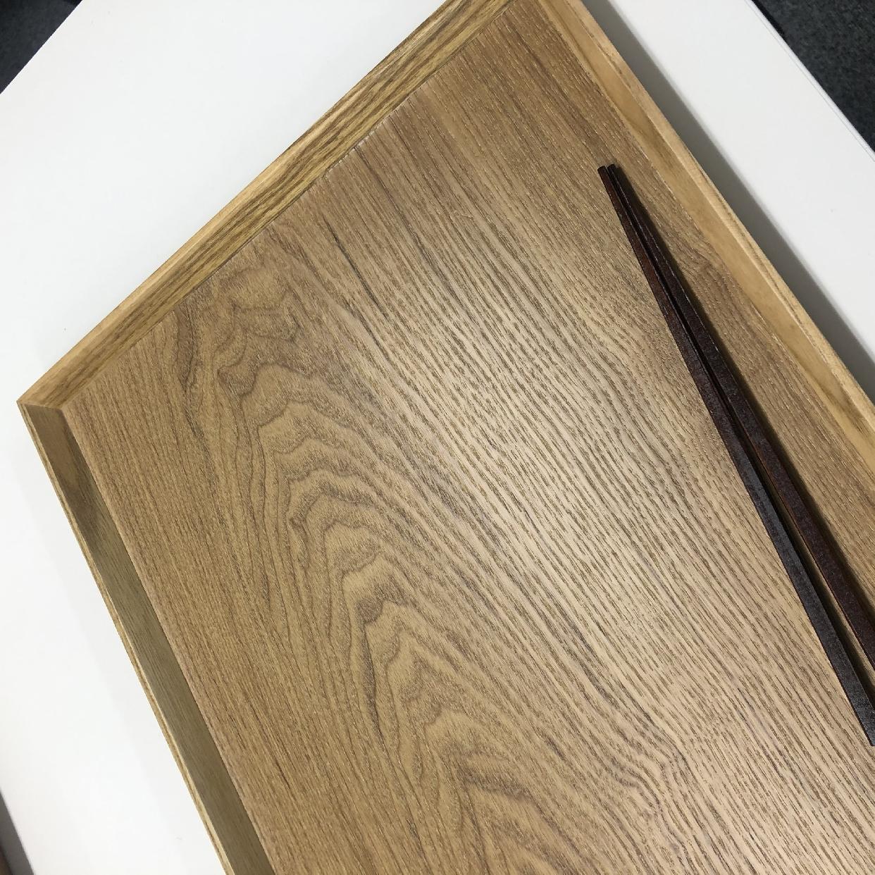 Table Ware East(テーブルウェアイースト)木製 ナチュラルスタックトレー44cm(LL)を使った             わっきーさんのクチコミ画像