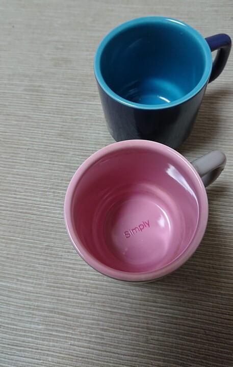 Simply(シンプリー)COLOR MUGを使った鈴木 まさ美さんのクチコミ画像2