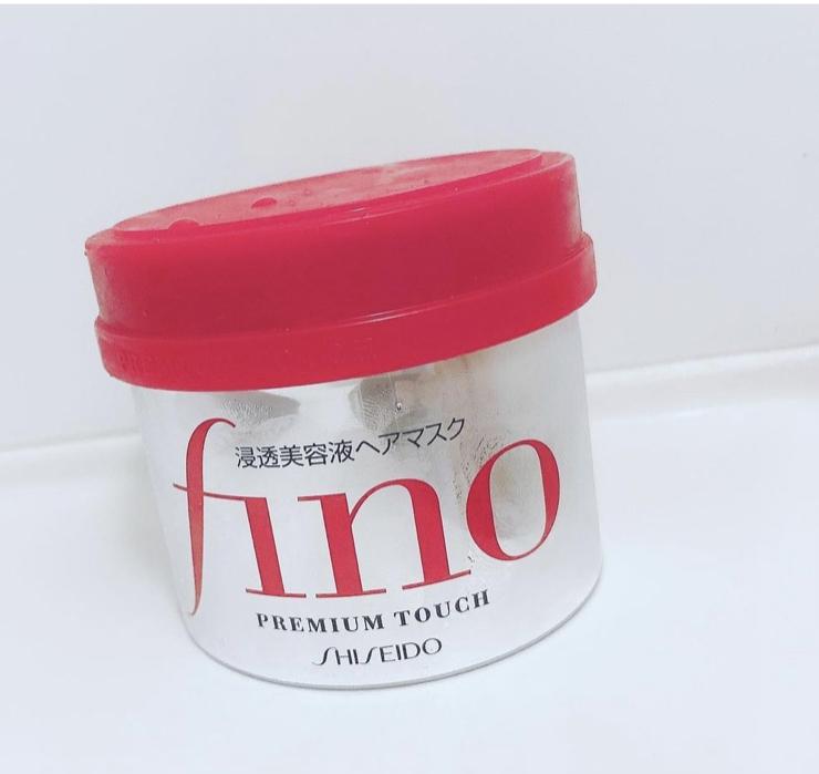 fino(フィーノ) プレミアムタッチ 浸透美容液ヘアマスクを使ったちゃむさんのクチコミ画像1