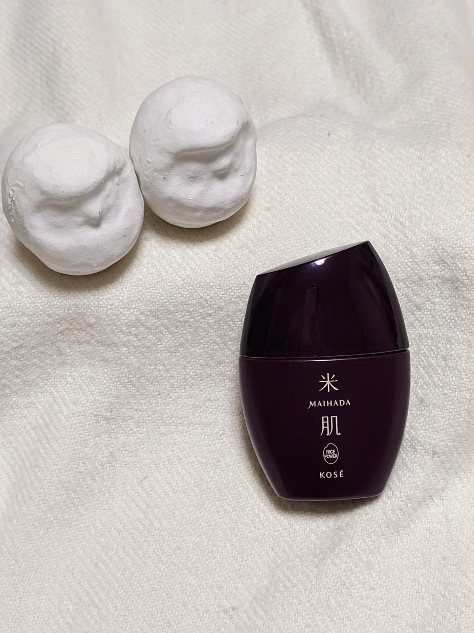 米肌(MAIHADA) つやしずく スキンケアファンデーションを使ったr_cosme_roomさんのクチコミ画像