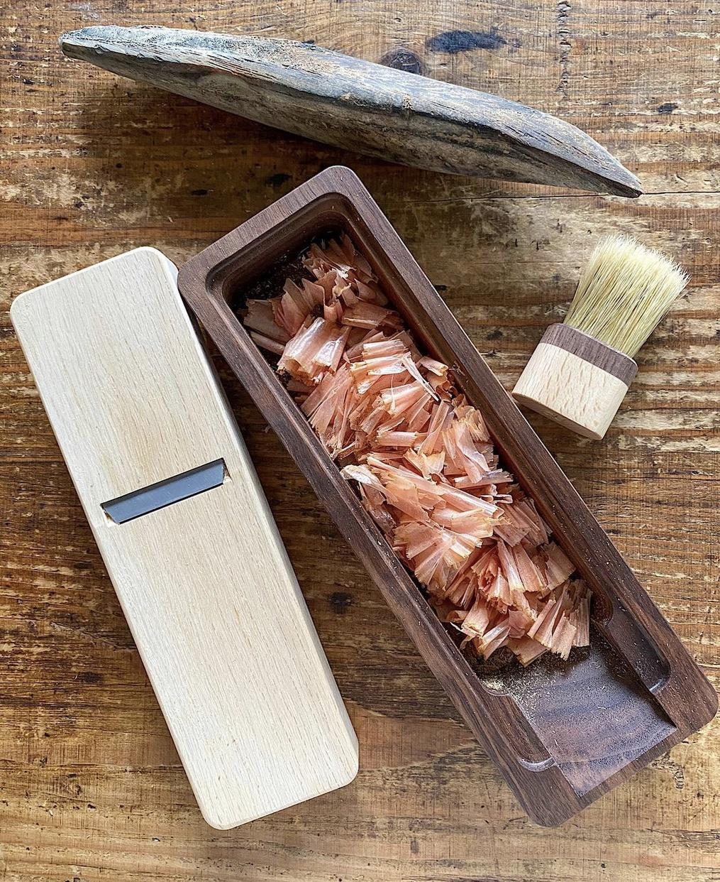 台屋(DAIYA)台屋の鰹節削り器を使ったハリママさんのクチコミ画像1