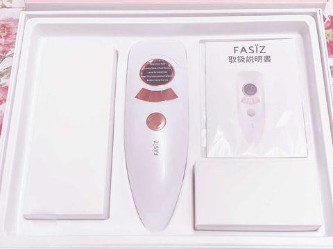 FASIZ(ファシズ)IPL脱毛器を使ったhoney0627さんのクチコミ画像2