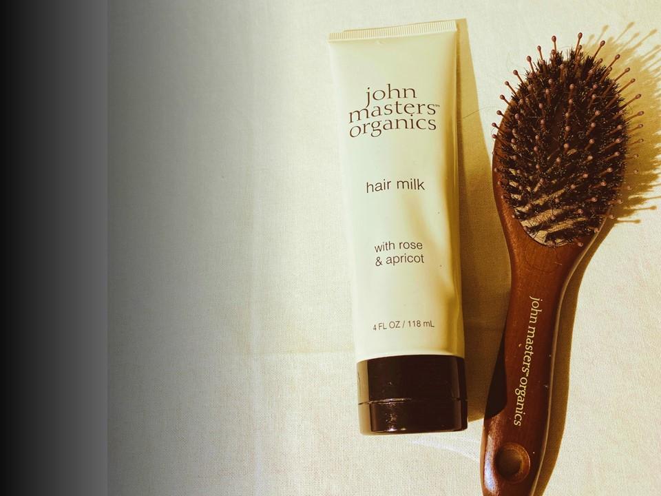 john masters organics(ジョンマスターオーガニック) R&Aヘアマスクを使った完熟玉子さんのクチコミ画像3