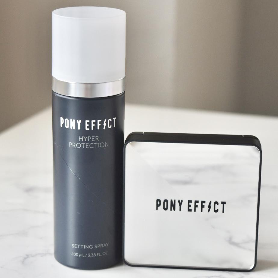 PONY EFFECT(ポニーエフェクト)ハイパープロテクション セッティングスプレーを使ったみゆさんのクチコミ画像10