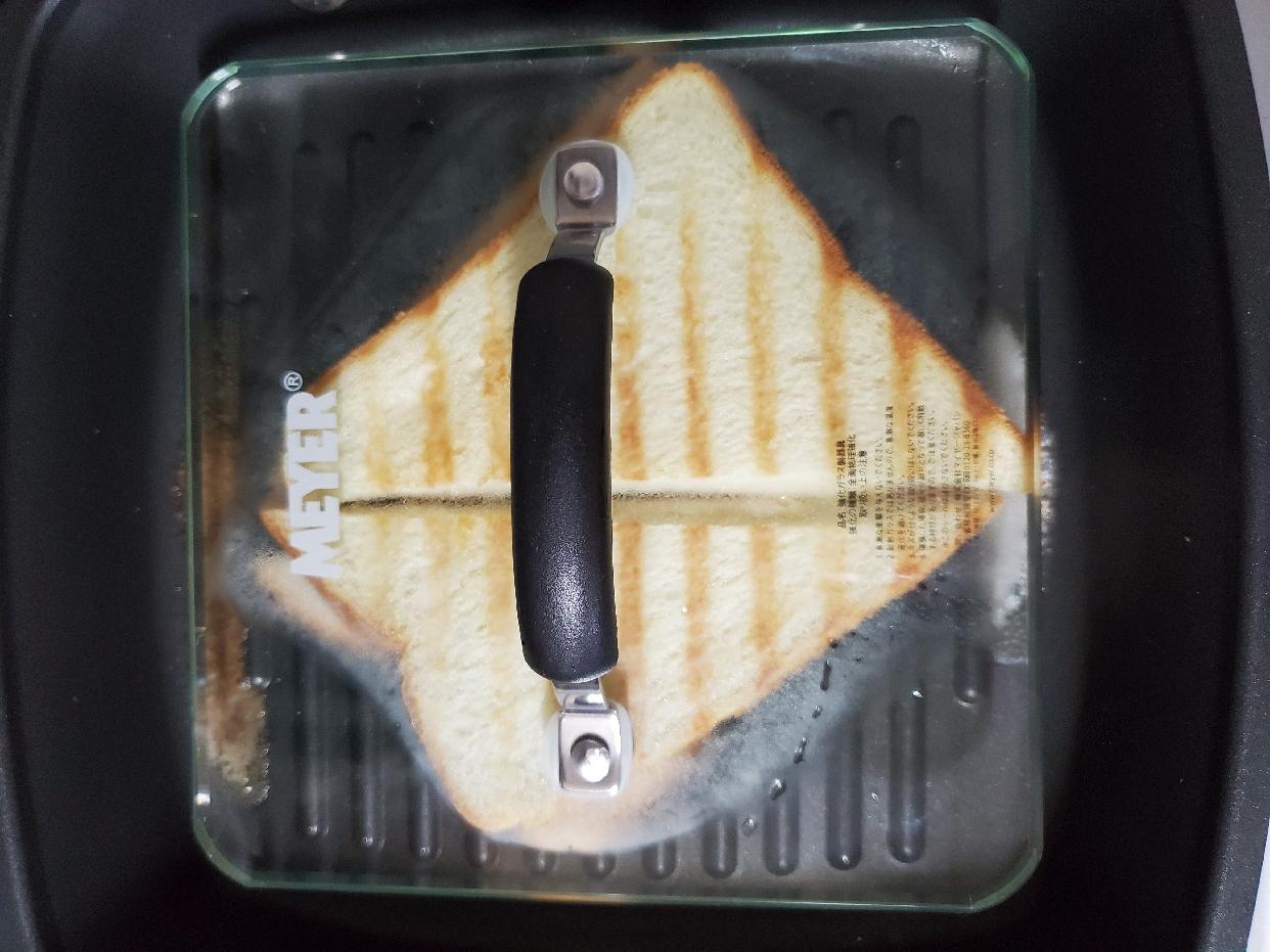 MEYER(マイヤー)スクエアグリルパンを使ったみっきーさんのクチコミ画像4