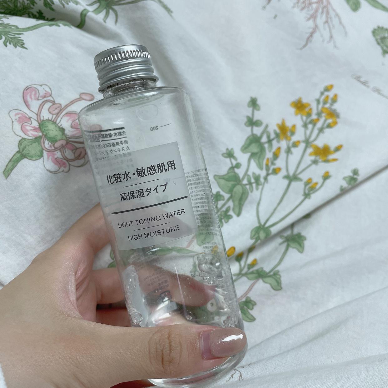 無印良品(MUJI) 化粧水・敏感肌用・高保湿タイプを使った寧neiさんのクチコミ画像1