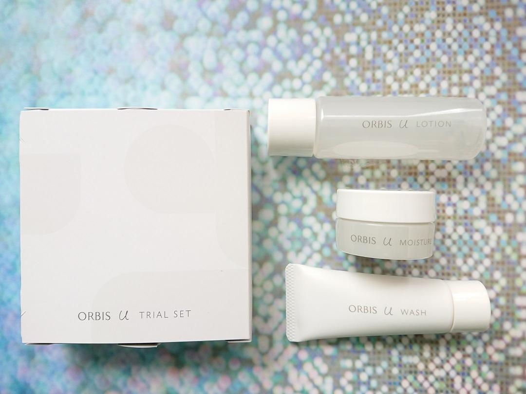 ORBIS(オルビス)オルビスユー トライアルセットを使ったbubuさんのクチコミ画像1
