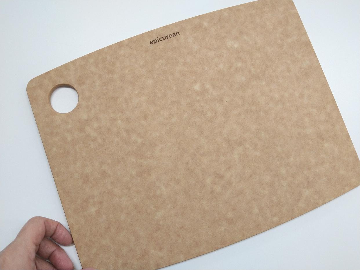 Epicurean(エピキュリアン)カッティングボード M ナチュラル 001-120901を使った高橋 佐知さんのクチコミ画像1