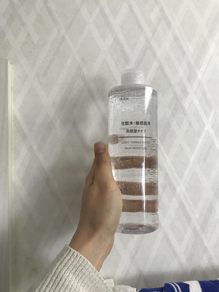無印良品(MUJI) 化粧水・敏感肌用・高保湿タイプを使ったpikaさんのクチコミ画像1