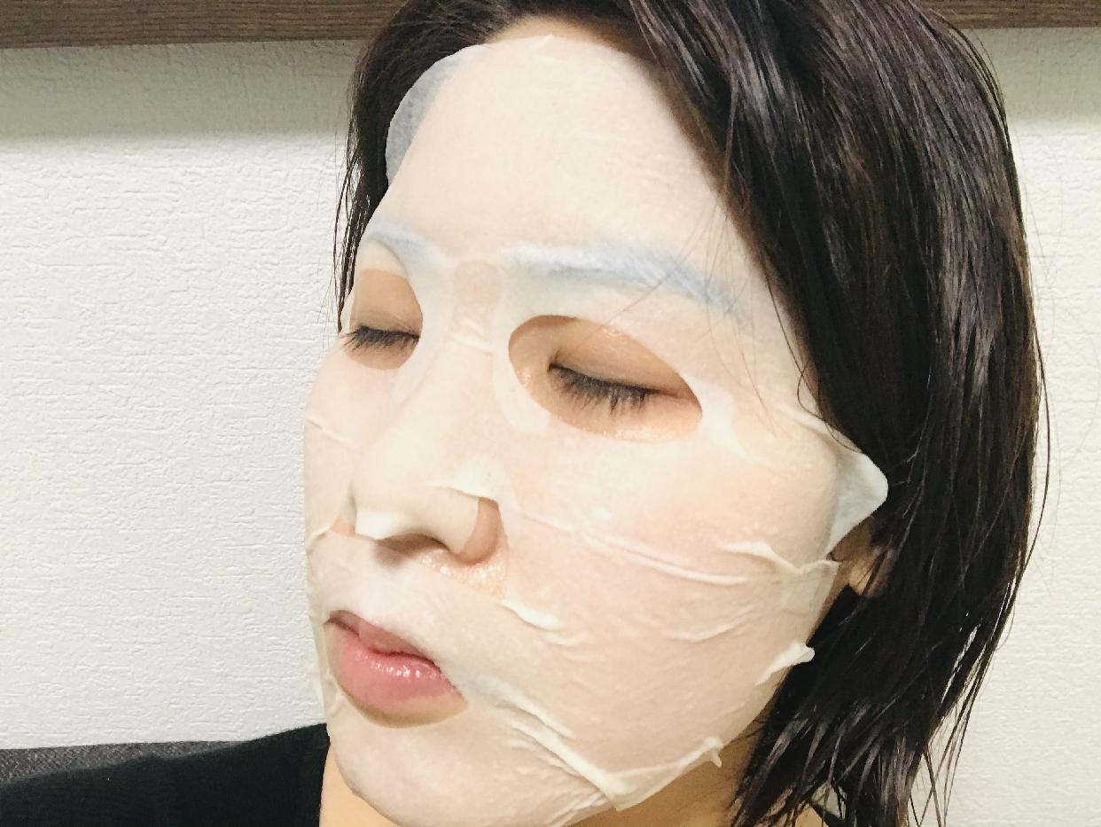 MIKIMOTO COSMETICS(ミキモトコスメティックス) エッセンスマスクLXを使ったAYAさんのクチコミ画像2
