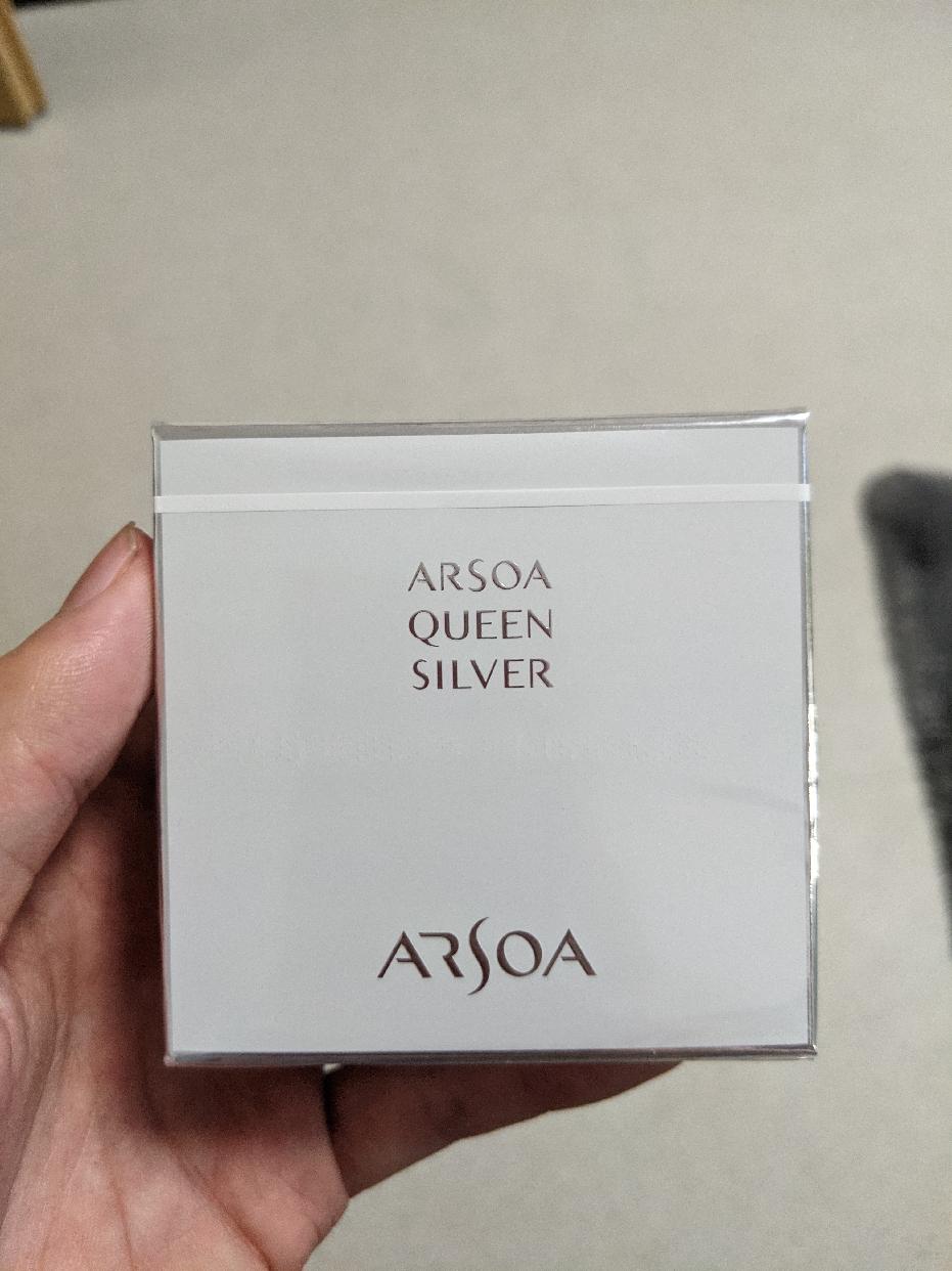 ARSOA(アルソア)クイーンシルバーを使った Kaito@料理系インスタグラマーさんのクチコミ画像