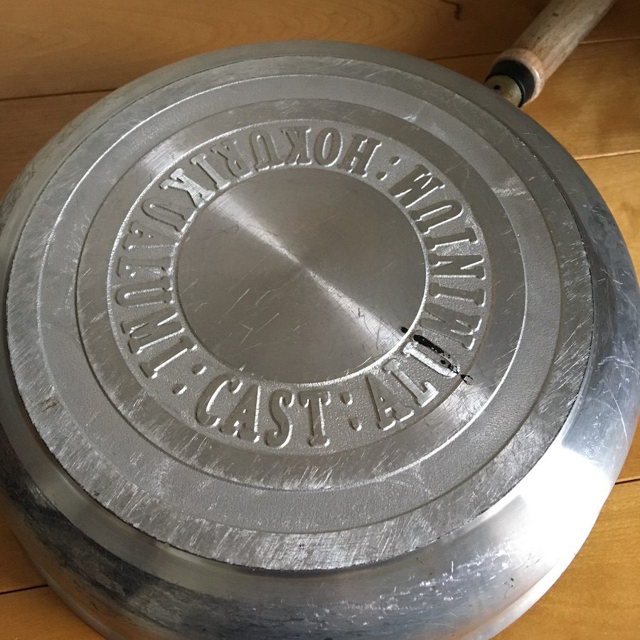 北陸アルミニウム(ホクリクアルミニウム) マイスタープレミアム フライパンの良い点・メリットに関するtakaさんの口コミ画像1