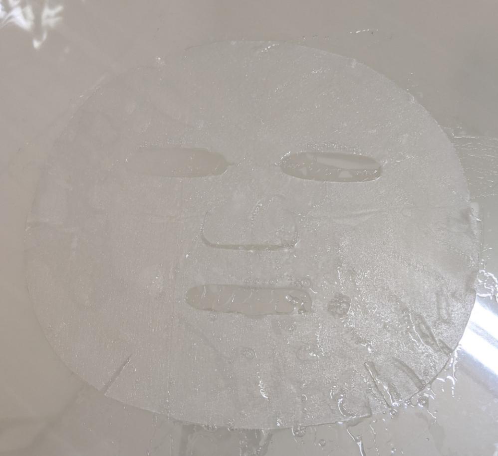 goodal(グーダル) グリーンタンジェリンビタCセラムマスクの良い点・メリットに関するpuchiriekoさんの口コミ画像1