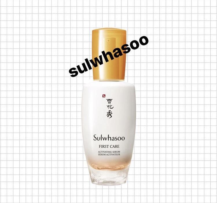 Sulwhasoo(ソルファス) ファースト ケア アクティベーティング セラムを使ったはなさんのクチコミ画像1