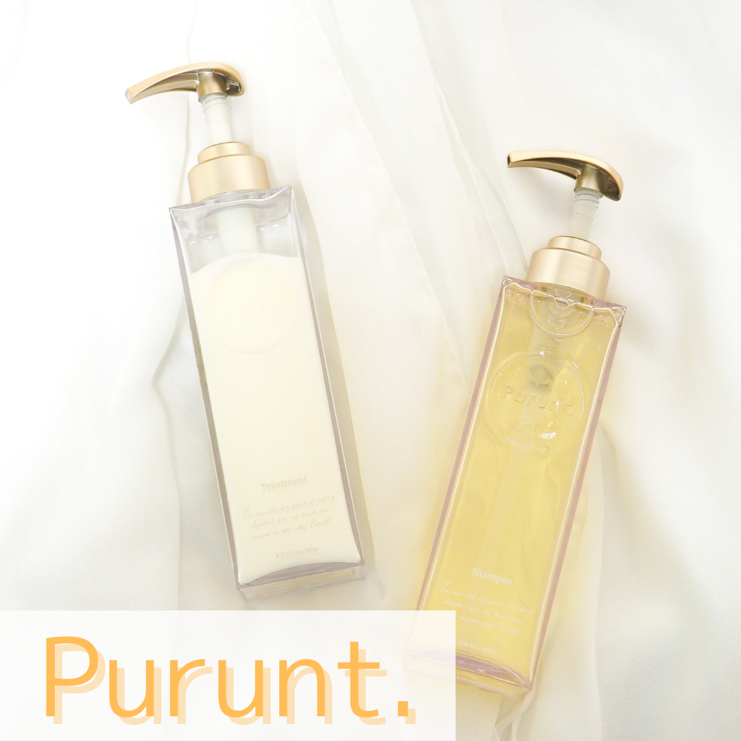 Purunt.(プルント) モイストリッチ 美容液 シャンプー&トリートメントの良い点・メリットに関するaquaさんの口コミ画像1