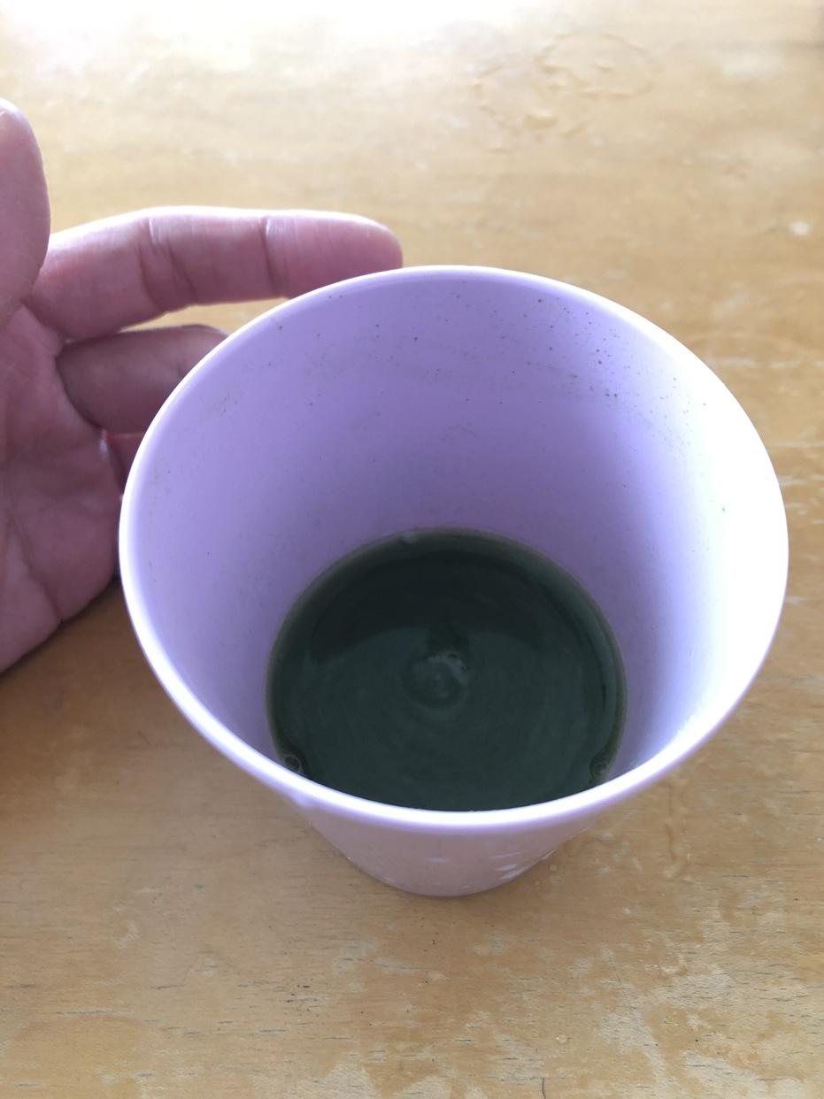 ニップン 国産大麦若葉青汁を使ったx15256さんのクチコミ画像3
