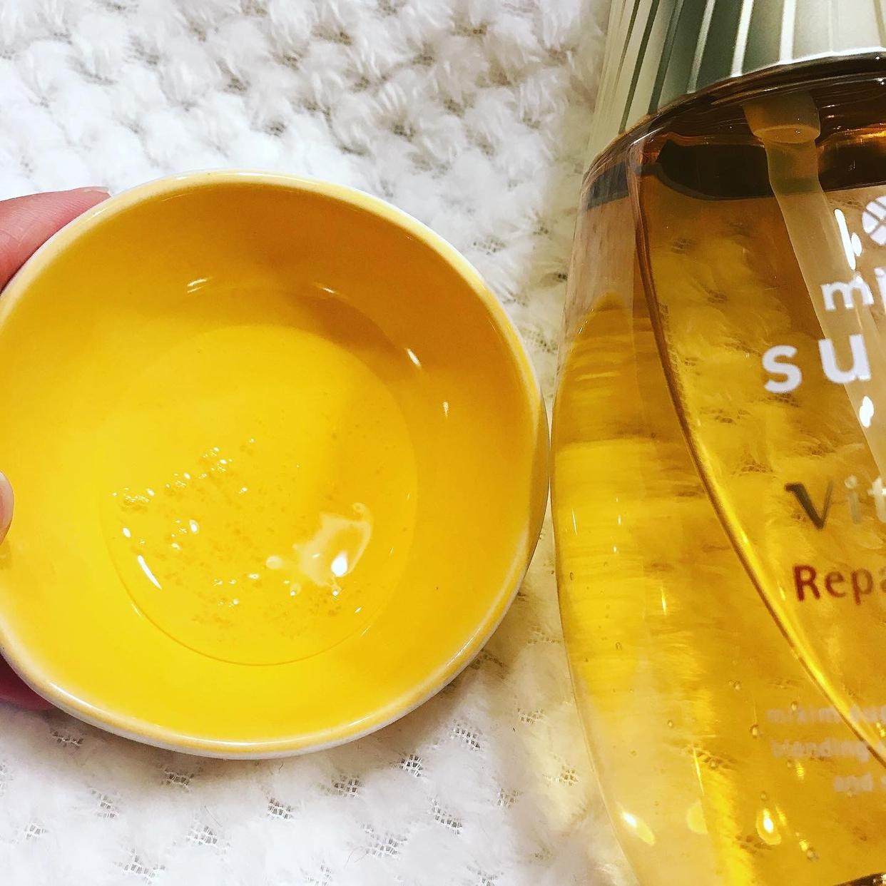 mixim suppli(ミクシム サプリ) ビタミン リペアシャンプーを使ったmisamisa0826さんのクチコミ画像2