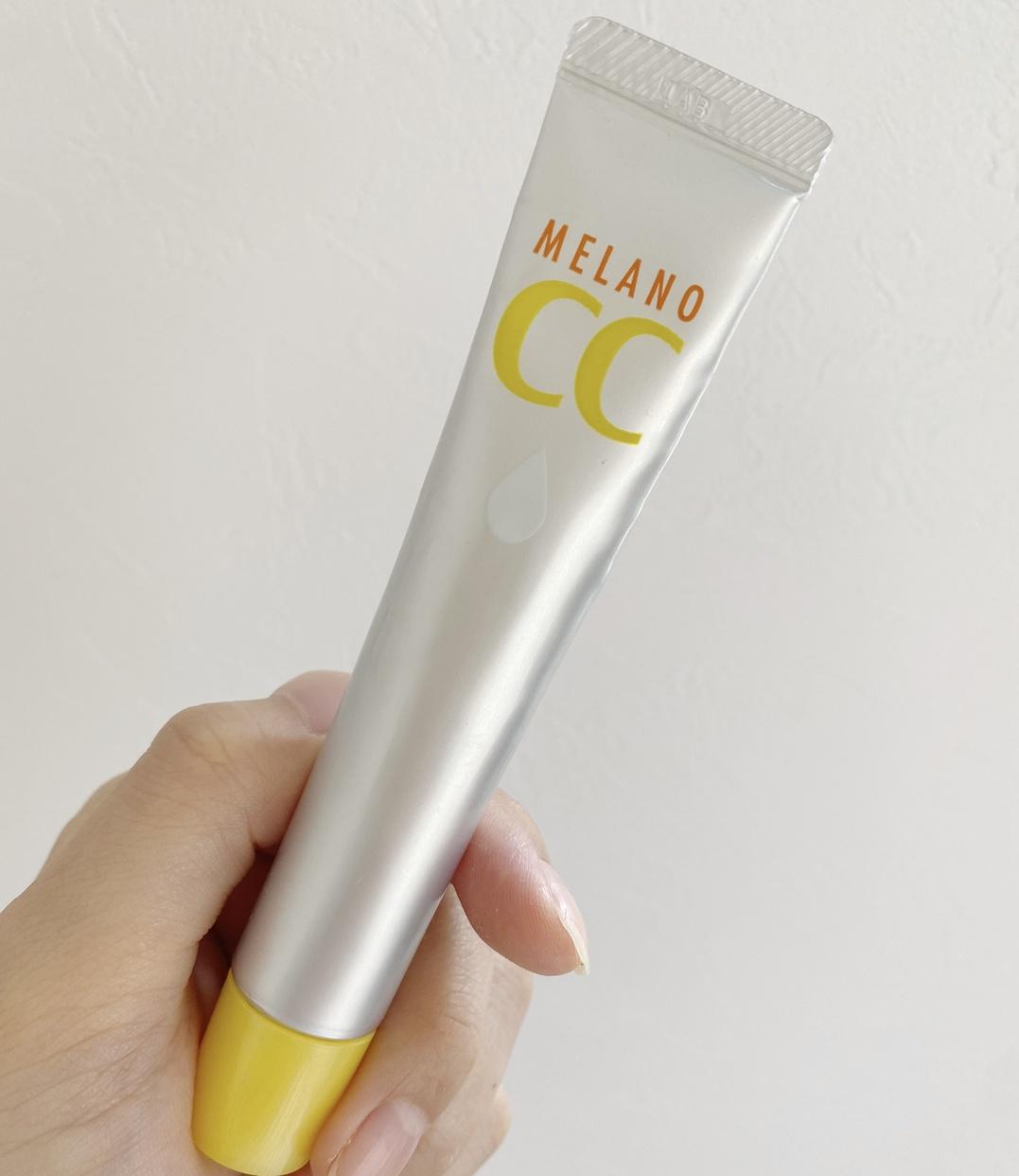 メラノCC 薬用 しみ 集中対策 美容液を使ったたむちゃんさんのクチコミ画像1